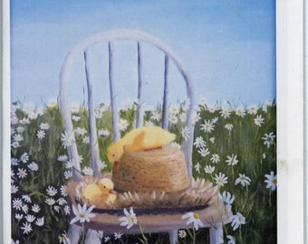 """Greeting cards from Linda Marquis Original Oil Painting, Very Limited. 5"""" X 7""""  with envelope. FREE Shipping   1205L"""