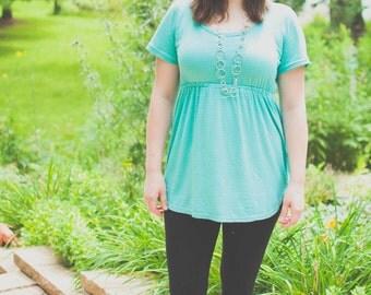 Love Notions Pemberley Tunic & Dress XS-XXXL 0-24W