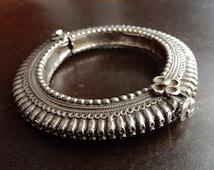 former bracelet in silver - Rajasthan - India.