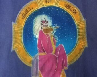 Blues for Allah Custom Batik T-shirt