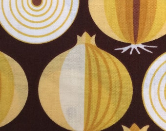 Onions from the Veggie Patch Collection by Blank Textiles
