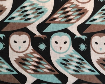 Barn Owls by Joel Dewberry for Free Spirit Fabrics
