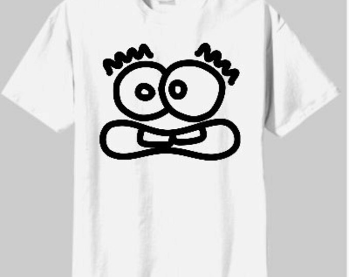 Silly Face - Scared T-Shirts for the Whole Family