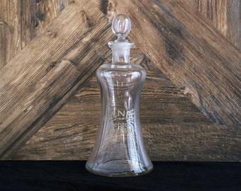 Glenroy Scotch Whiskey Decanter