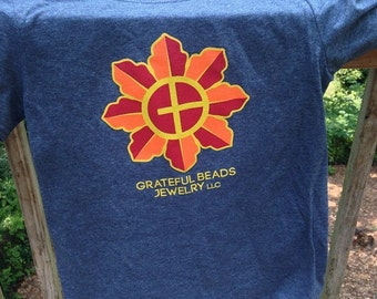 Grateful Beads Tshirt
