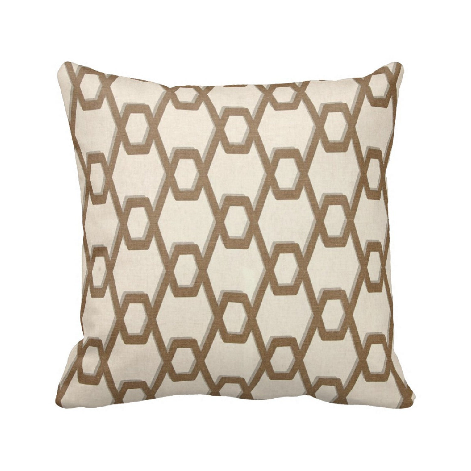 Throw Pillow Cover Pattern With Zipper : Dining & Serving