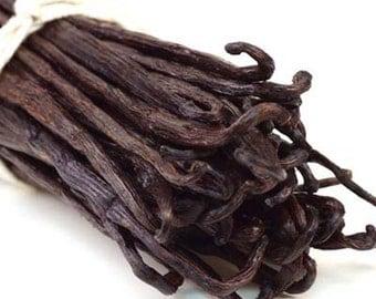 Vanilla Beans - Madagascar Bourbon
