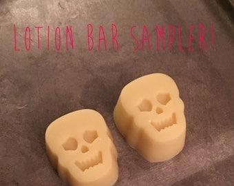 Lotion Bar Sampler
