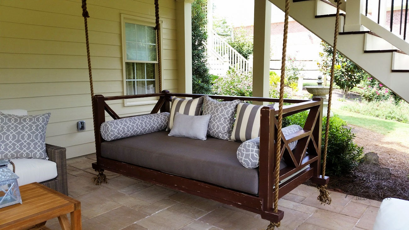 Free Shipping The Seaside Porch Swing Twin Size