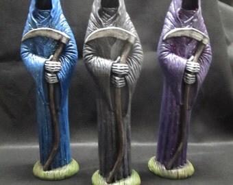 Ceramic Grim Reaper