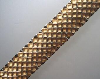 Honeycomb Hattie Carnegie Bracelet
