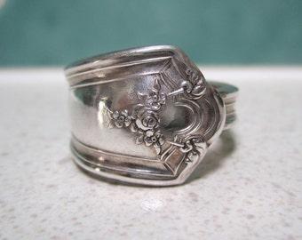 Vintage Spoon Ring - Size 12/Y