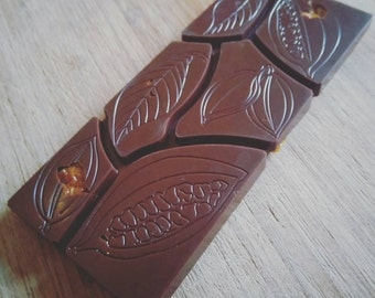 Organic Raw Chocolate  Bar 50g