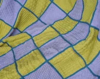 handmade merino wool rug/blanket merino wool handmade