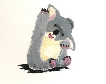 The Baby Animal Collection-Kiki the Koala Bear