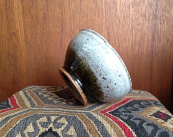 Grey/Brown Speckled Bowl