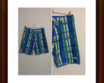 Shorts Swim Trunks Shorts checkered Shorts