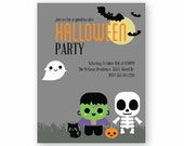 Halloween Party Theme Inv...