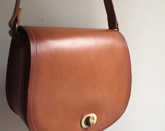 Leather bag-Manu-model (3 mm thickness)