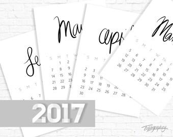il_340x270.1100588561_cwd9 printable calendar etsy uk on 2018 monthly calendar printable