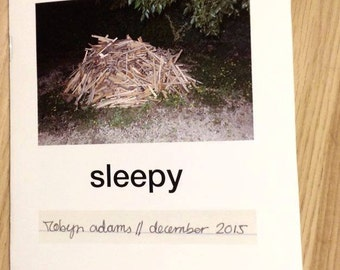 sleepy zine issue 1