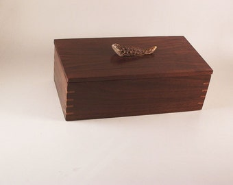 Small Walnut Box