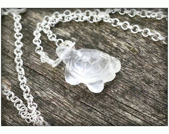 Tortoise/Turtle Necklace