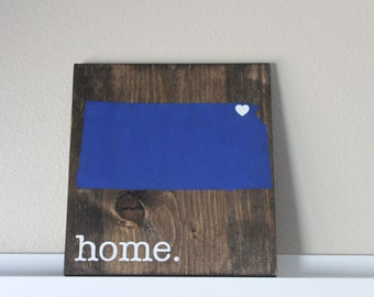 Ohio Wood Sign State Sign Custom Wood Sign Pallet Sign