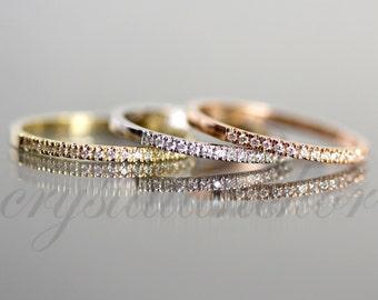 auriya 18k two tone gold 22 1 2ct tdw certified yellow diamond