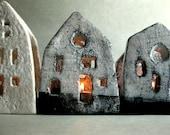 Ceramic house - light