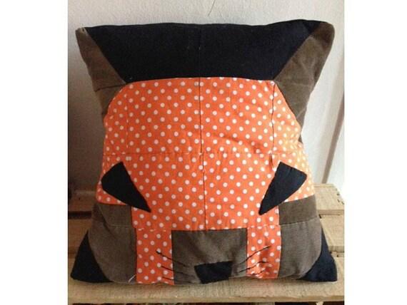 Pad Mr.Fox sewing kit