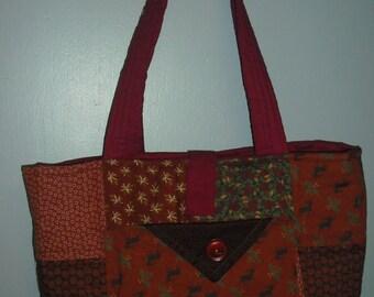 Quilt Block Bag
