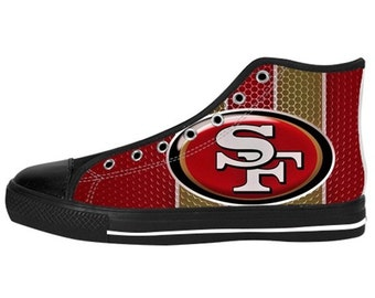 unique womens 49ers shoes related items etsy