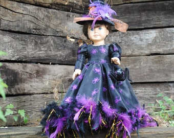 Witch in Purple for American Girl Dolls