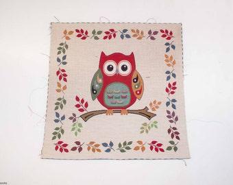 Gobelin Owl 01