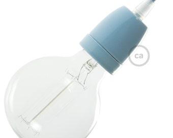 Porcelain Socket Kit - Powder Blue