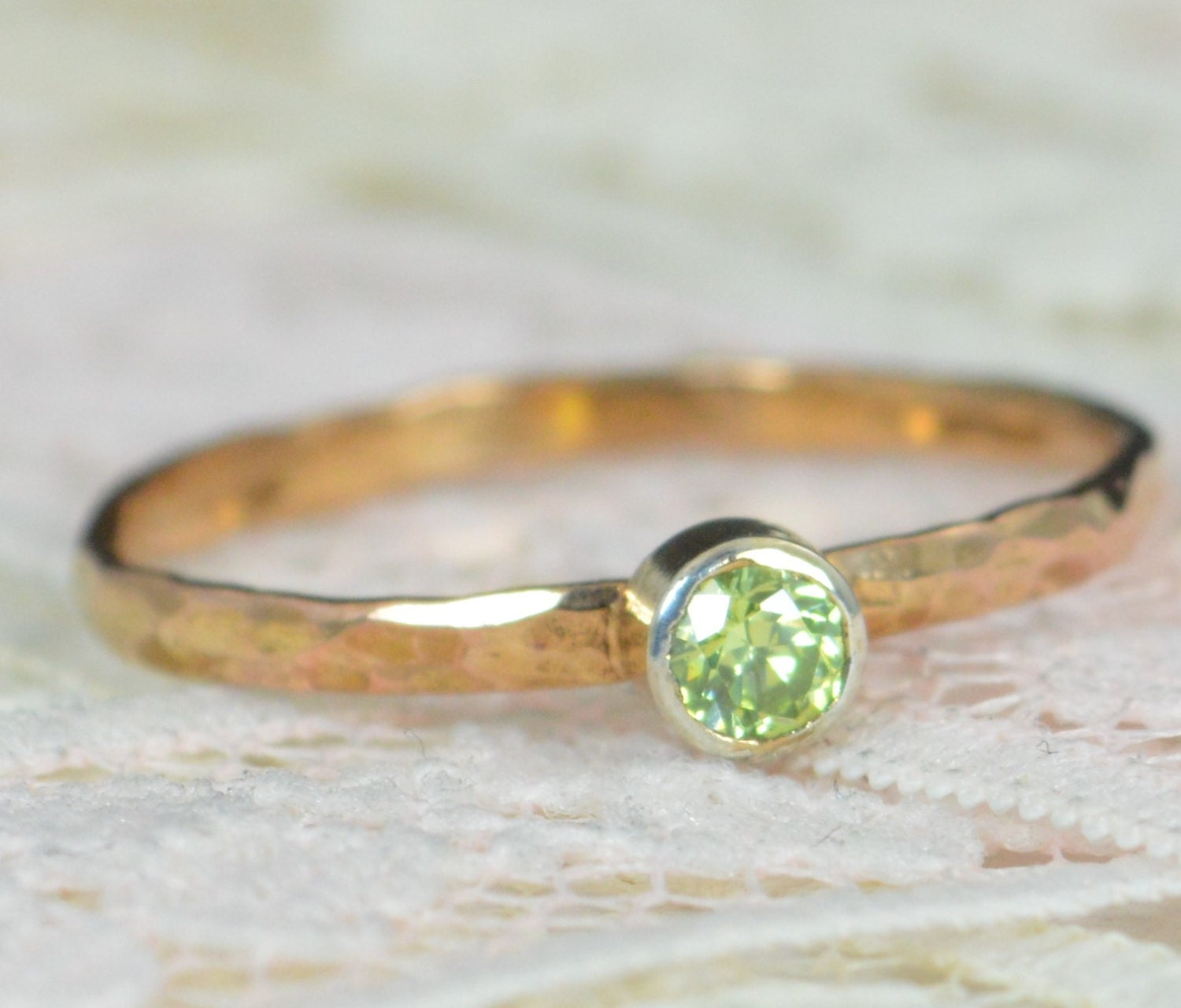 peridot wedding rings peridot engagement ring 14k gold peridot wedding ring 6465