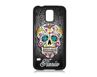 Sugar Skull Samsung Galaxy S5 Case