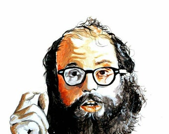 Ginsberg  Print