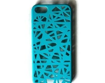 Blue Bird Nest iPhone 5s Case
