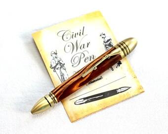 Handmade Civil War Pen #661