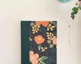 Flower Address book, medium
