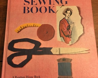 Vintage 1963 McCall's Sewing Book Complete Guide to Dressmaking Tailoring