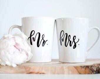Custom Calligraphy Personalized Mug / Taza de Te o Cafe Personalizada / Español / Caligrafia