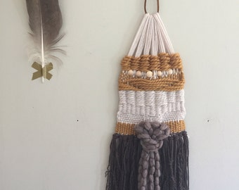 Loose Weave Wall Hanging