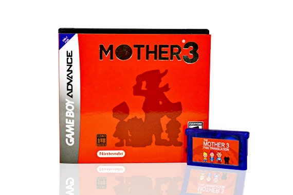 FREE SHIPPING Mother 3 / Earthbound 2 by TheCartridgeArcade