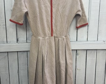 Vintage 60s Womens Dress Size S