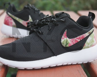 nike roshe run blumen. Black Bedroom Furniture Sets. Home Design Ideas