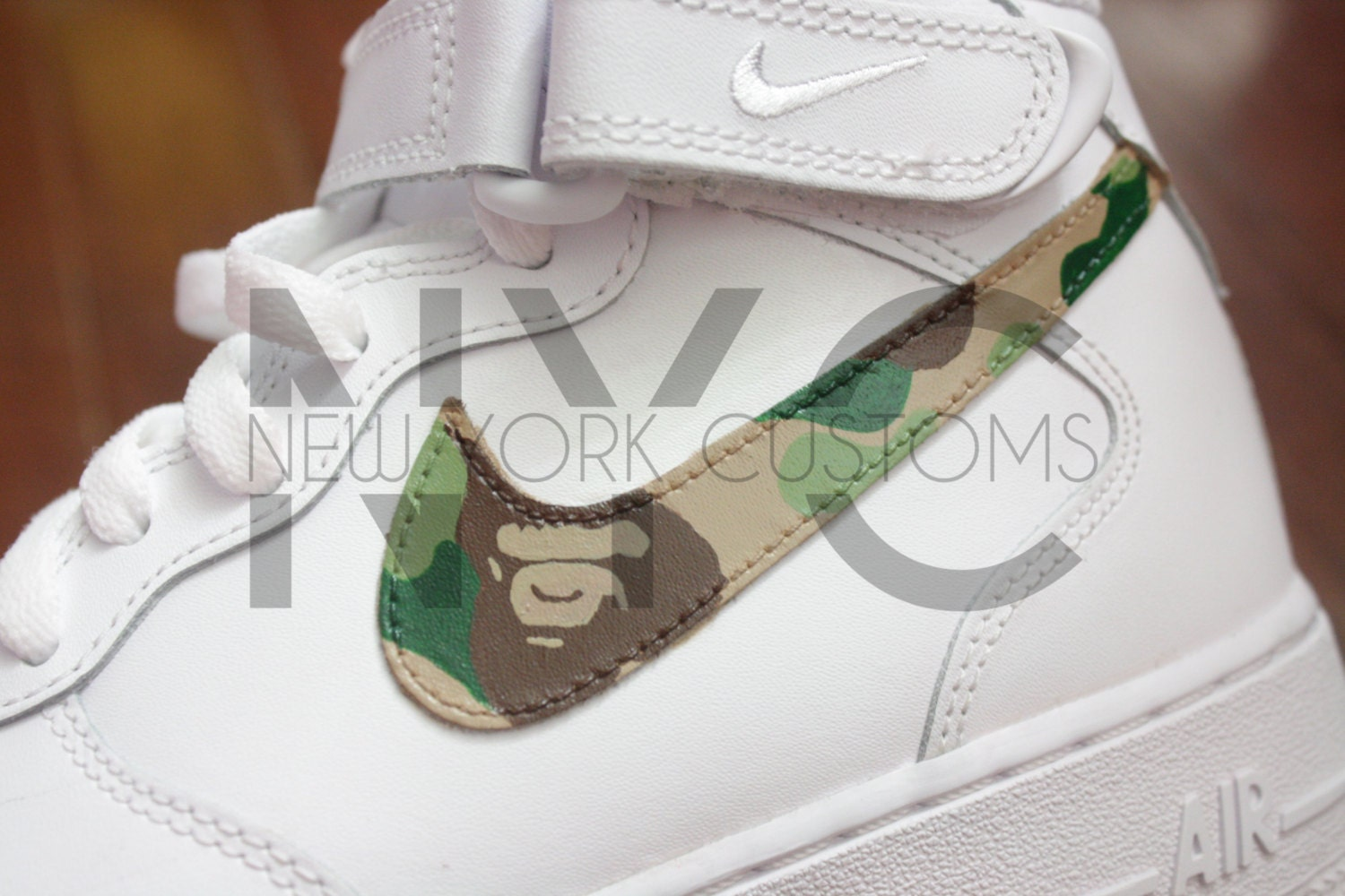 847fb8e3511d Take A Look At The Nike Air Force 1 UltraForce Mid Culture Kings
