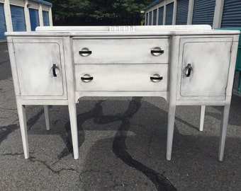 SOLD to Danielle-Vintage Dining Buffet- customize it!